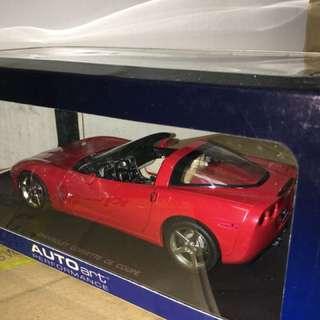 1/18 Corvette