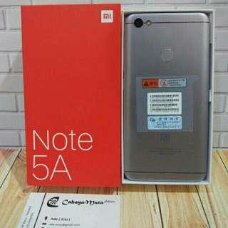 Promo Xiaomi Note 5a Ram 3GB/32 Garansi resmi 1tahun