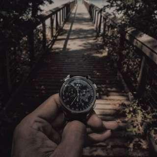 Beranger Richemann - 復古賽車風格腕錶