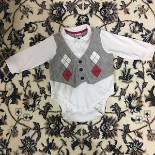 #CNY-miki padini baby jumper