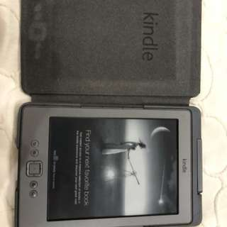 Kindle 4th Gen, Wifi, 6""