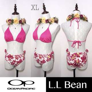 Branded Two Piece Swimsuit FM90