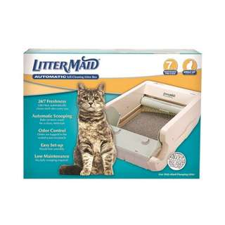 Littermaid Automatic Cat Litter Box
