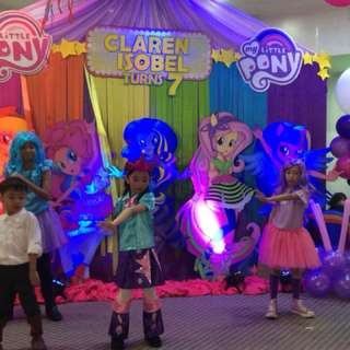 Party Organiser. Kiddie Party Packages. CALL 5133567