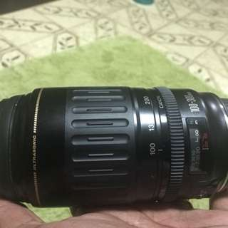 Canon 100-300 mm lens