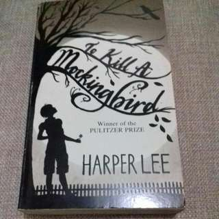 novel To Kill A Mocking Bird, Harper Lee..