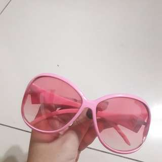[Preloved] Pink Sunglasses/