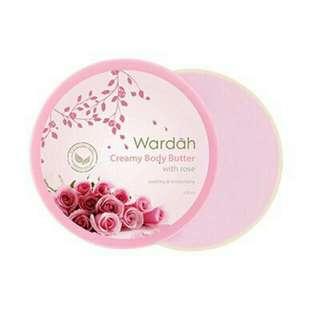 Wardah Body Butter 100gram