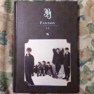 JBJ Fantasy I-I (Black ver.)