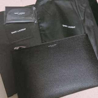 YSL saint laurent clutch