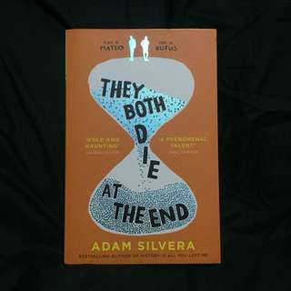 THEY BOTH DIE AT THE END (UK Edition)