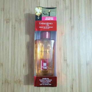 Loreal Elseve Extraordinary Oil Red / Miracle Hair Oil Treatment