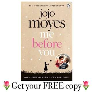 #FREE Ebook Me Before You Jojo Moyes