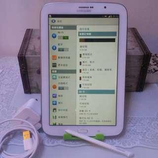 Samsung Galaxy Tab 3  8 inch 16gb 4g📞 + wifi 90%New
