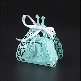 EB18038 PEARL PAPER FAVOR BOX