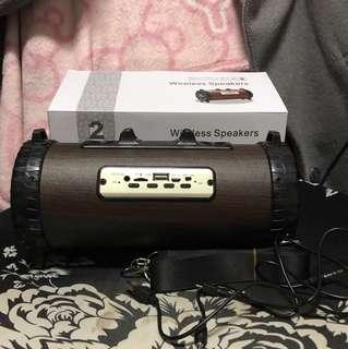 藍芽播放器 wireless speaker