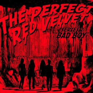 RED VELVET' 'BAD BOY' (The Perfect Velvet) REPACKAGE ALBUM
