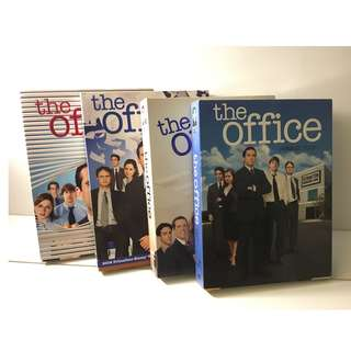 The Office (Seasons 2 - 5) - DVD Box Sets