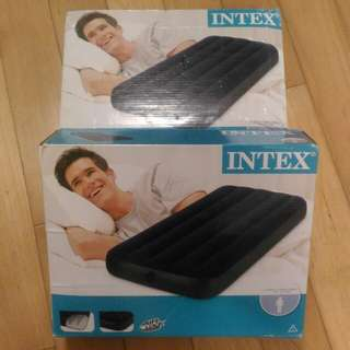 INTEX Air Bed 加厚充氣床墊 (95% new)