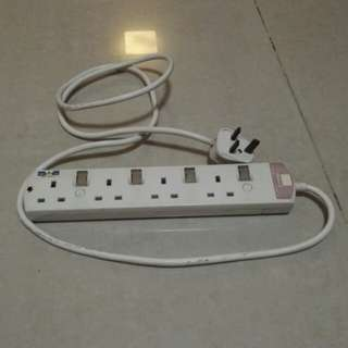 Power Extension Cord