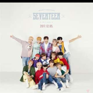 wtb seventeen sg 2018 making dvd