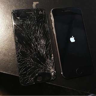 screen repair / all damage we can fix ! Just ask us!