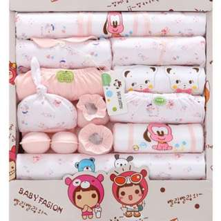 Baby Clothes Set (pink)
