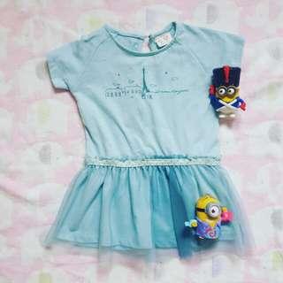Baby Zara Girl Tutu dress