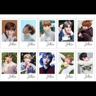 Kang Daniel Cards