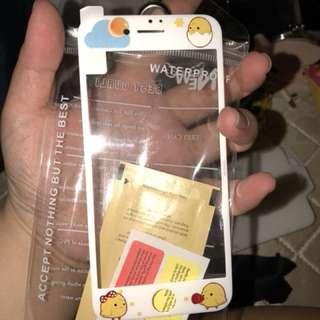 雞仔iPhone 7細機mon 貼