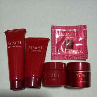 Brand New Astalift Moisture Foam Or Astalift  Cleansing Gel Or Astalift Cream Or Astalift Jelly Aquarysta