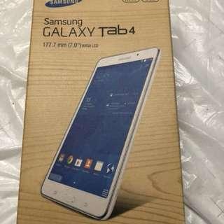 Samsung Galaxy Tab4 Wifi 8GB
