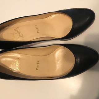 Louboutin Heels (Good Condition)
