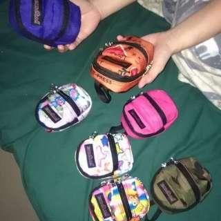 Mini Jansport Bags (wallet)