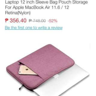 Laptop sleeves pouch
