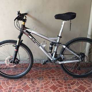 Fullsuspension Mountain Bike