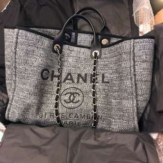 Chanel Deauville 渡假包