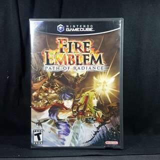 NGC Fire Emblem Path of Radiance (Used Game)