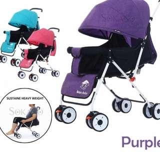 stroller 100% new