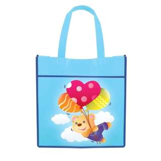 DIY Animal Tote Bag Painting Kit Teddy Bear