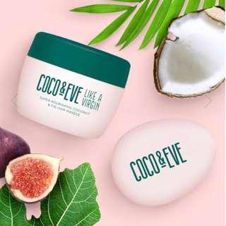 Cocoandeve Super Nourishing Coconut & Fig Hair Masque