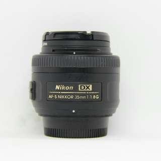 Nikon AF-S 35mm 1.8G