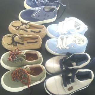 Boy shoes Brand New 18-19-20 price 30 each