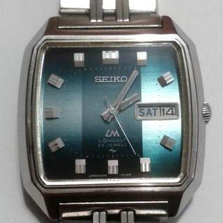 SEIKO LM Automatoc Watch bezel 37mm 23 jewels