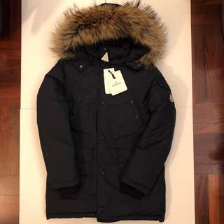 (Boy Yr 12) Moncler down coat