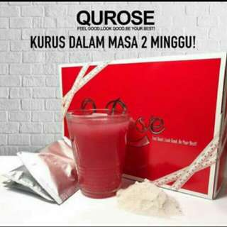 QuRose Beauty Drink - 30 Sachets