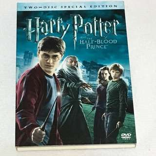 2DVD•30% OFF GREAT CNY SALE {DVD, VCD & CD}  HARRY POTTER AND THE HALF-BLOOD PRINCE 哈利•波特与同父异母王子 - Two Disc Special Edition 2DVD