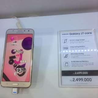 Samsung Galaxy J7 Core (New) Cicilan Tanpa Kartu Kredit