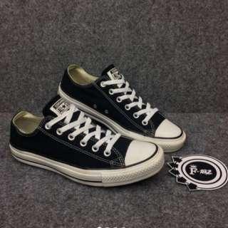 Sepatu Converse black 41