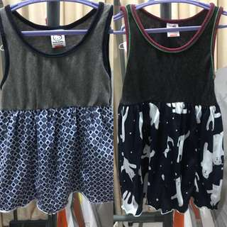 [New]Dress for 2yr-3yr & 3yr-4yr